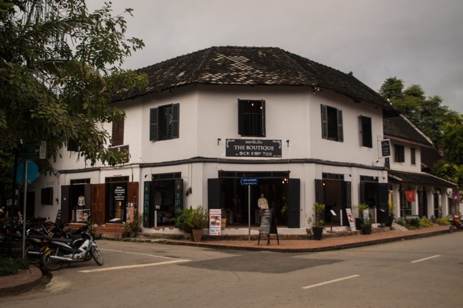 The Boutique in Luang Prabang