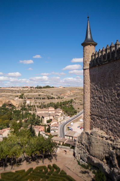 Segovia Fortress