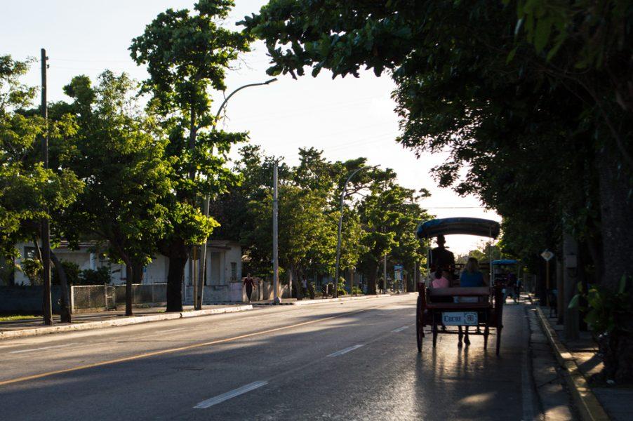 Avenida Playa in Varadero