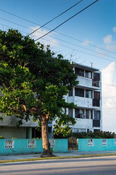 Building in Varadero