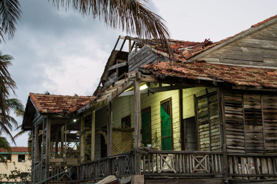 Derelict house in Varadero