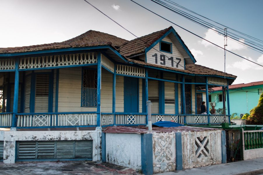 Old house in Varadero