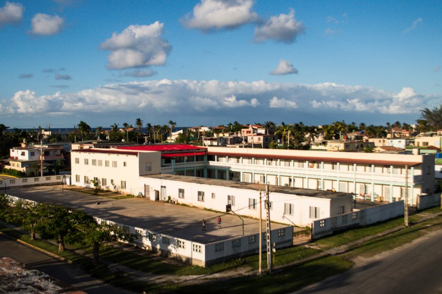 Primary school in Varadero