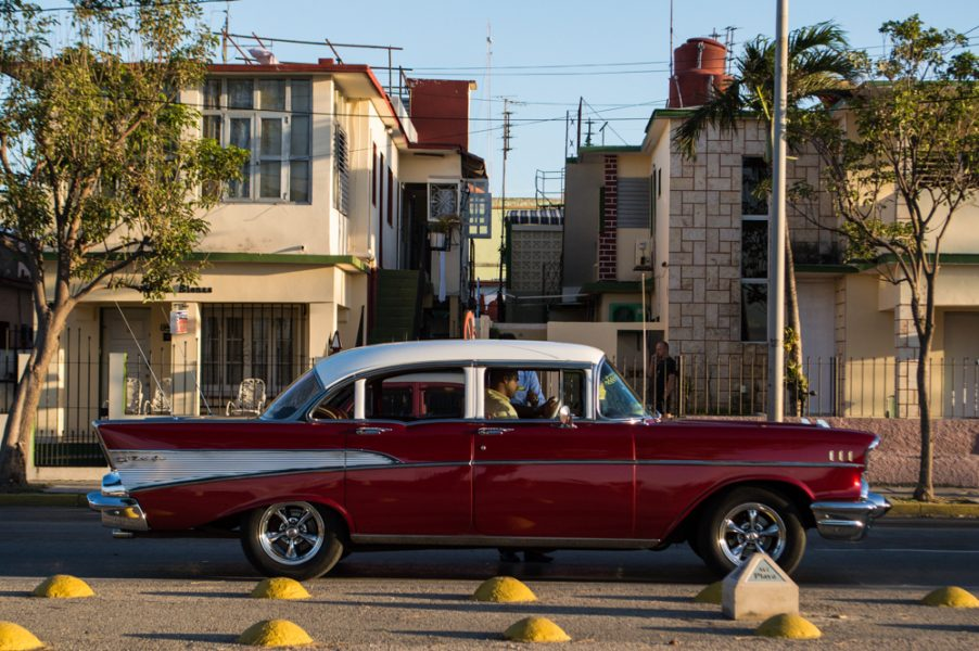 Taxi in Varadero