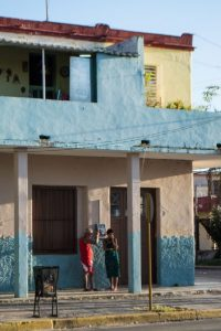Telephone spot in Varadero