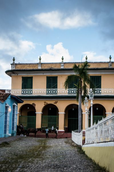 Colonial architecture in Trinidad