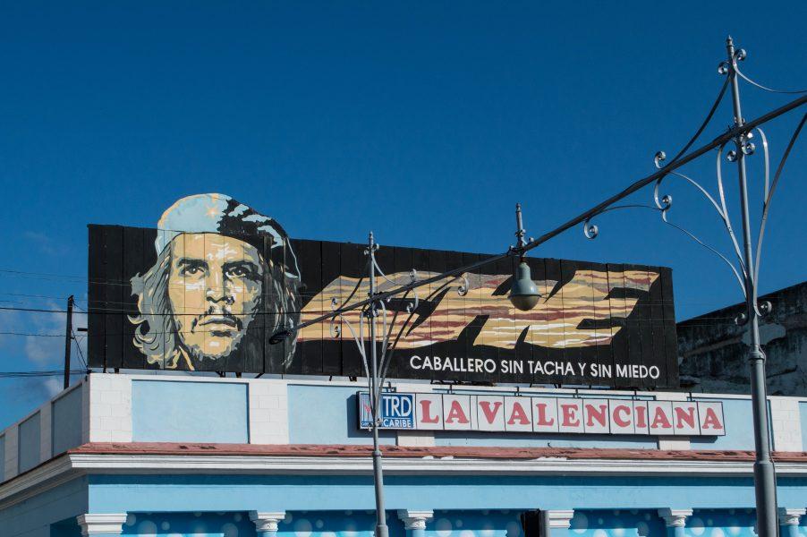 Che in Cienfuegos
