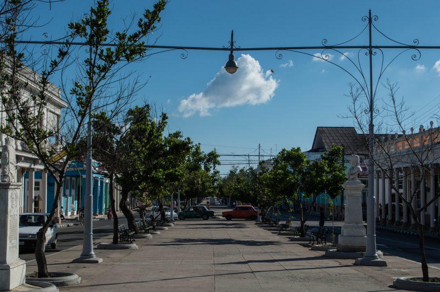 Cienfuegos Boulevard