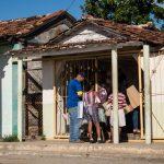 Cienfuegos local shop