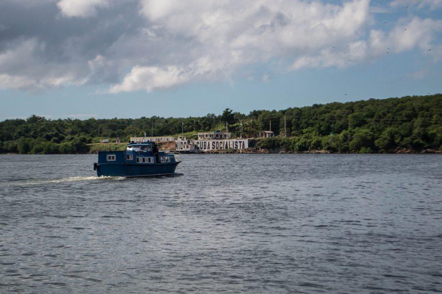 Ferry Cienfuegos Bay