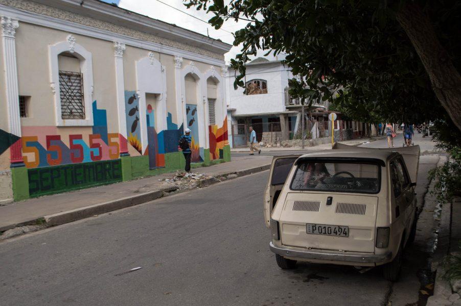 Fiat 126p Cienfuegos