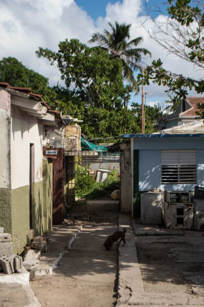 Local life in Cienfuegos