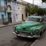 Old Car in Cienfuegos