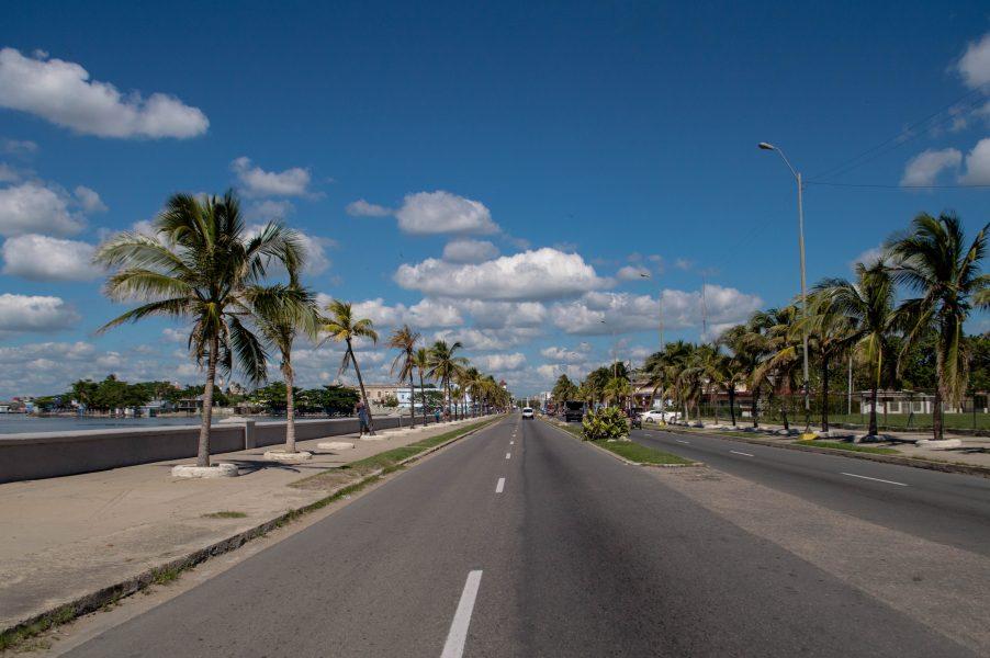 On a way to Punta Gorda