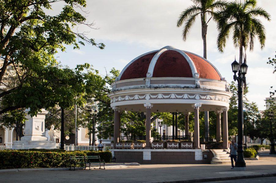 Parque Jose Marti in Cienfuegos