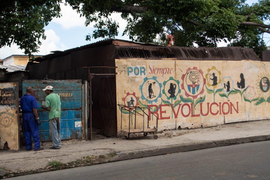 Revolution forever – Cienfuegos