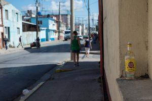 Roaming the streets of Cienfuegos