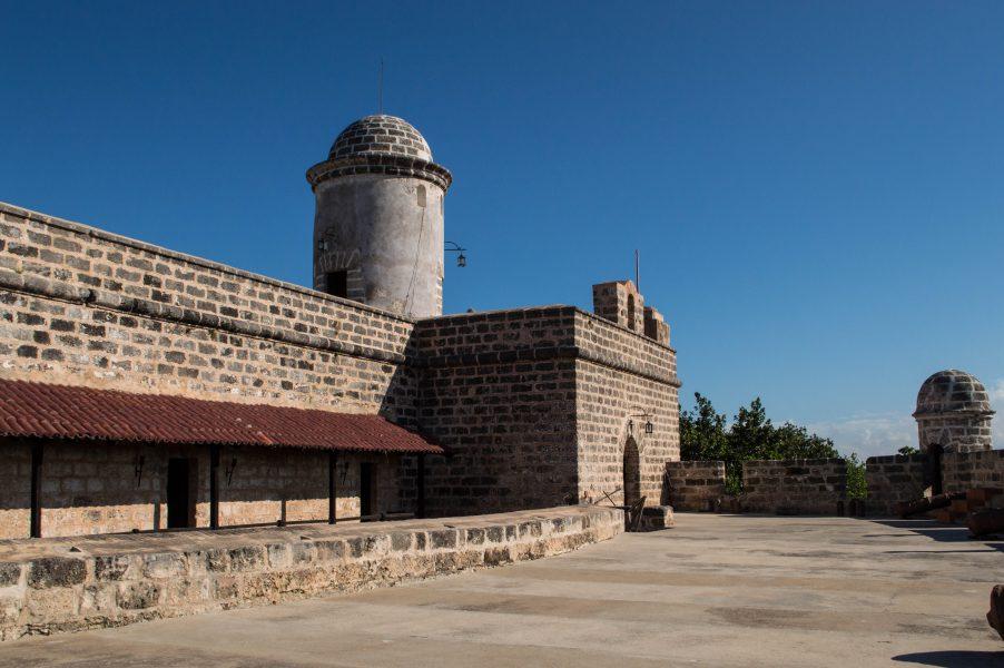 The Jagua Fortress