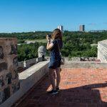 Visiting Jagua Fortress