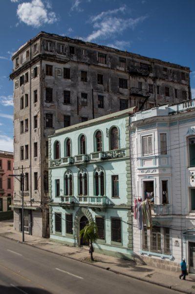 Buildings in Vedado