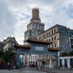 Chinatown in Havana