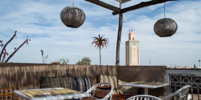 Atay Café Marrakech