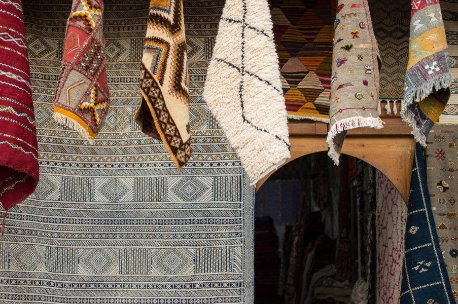 Souks in Marrakech