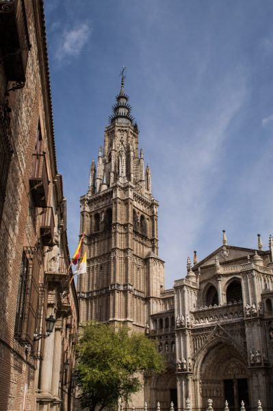 Cathedral in Toledo